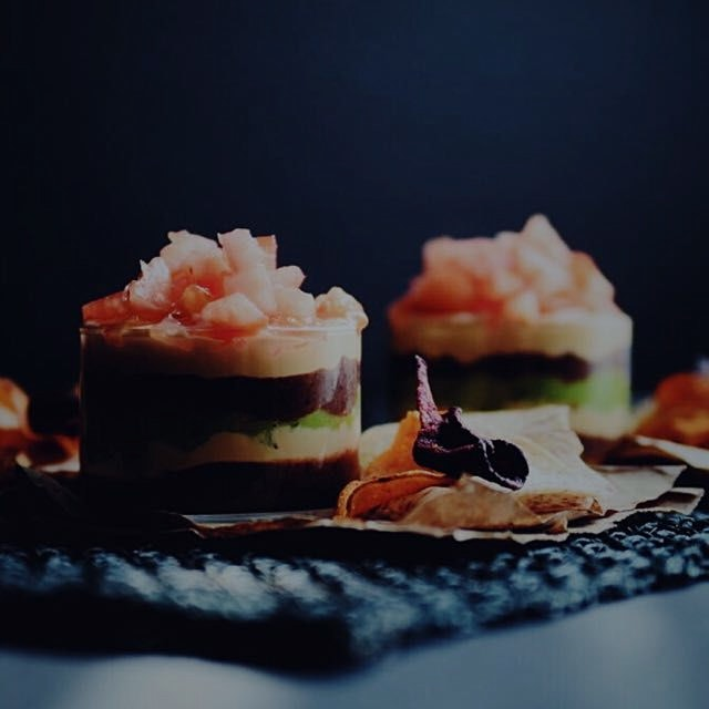 Fiesta Dip(Vegan) and Veggie Chips:)😋