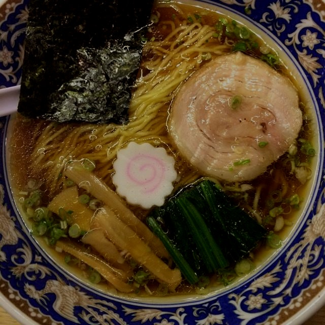 Too busy for lunch at work today so I treated myself to some #RamenLab Torigara #Ramen #鶏がらラーメン #...