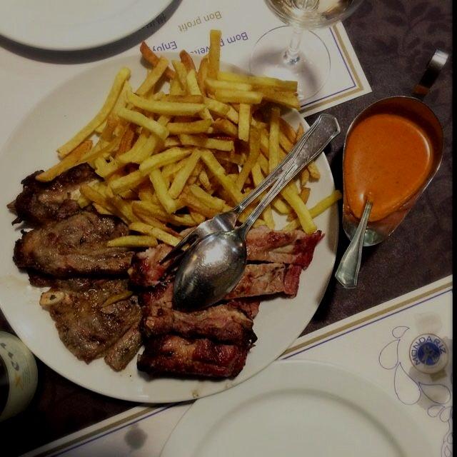 """This meal is commonly known as """"Churrasco"""" or """"Churrascada"""" and it's a very traditional Galician ..."""