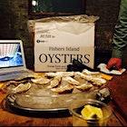 Eastern oysters By @fishersislandoysters! #foodstandspotlight