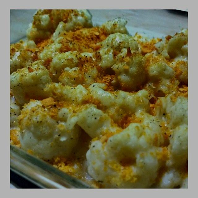 Cauliflower Au Gratin recipe is now up! #cauliflower #augratin #foodstand #atx #austinfoodstagram...