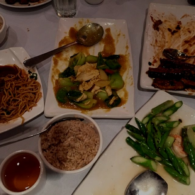 Real tasty Chinese food at ollies w. 42nd street