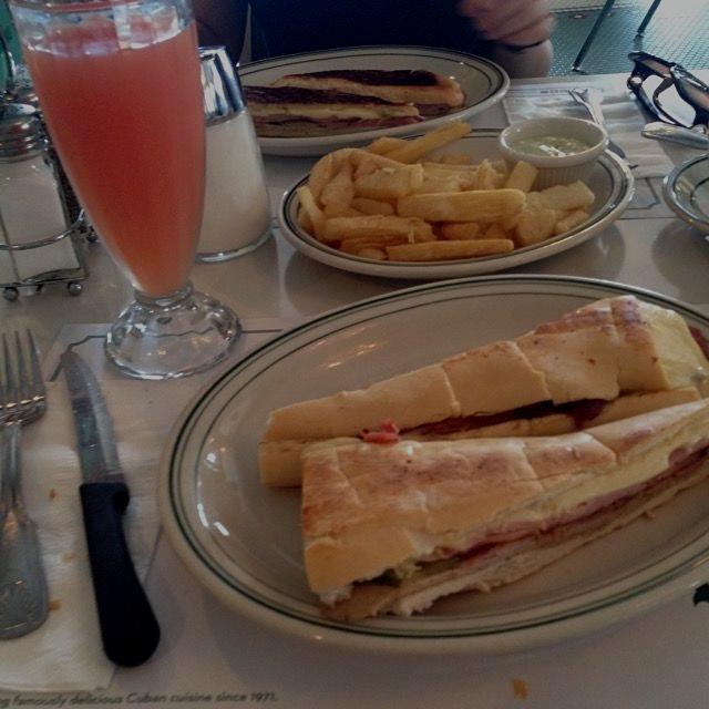The best Cuban Sandwich in Miami