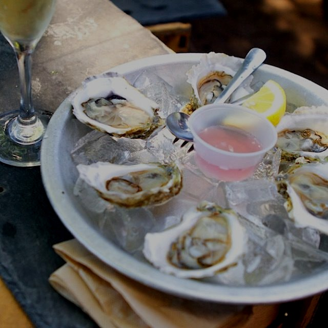 Nearly one week until my experimental NYC oyster pop up! Just added new sessions (8pm & 8:45pm). ...