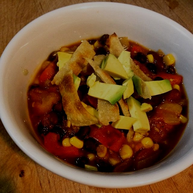 Yummy #vegan chili