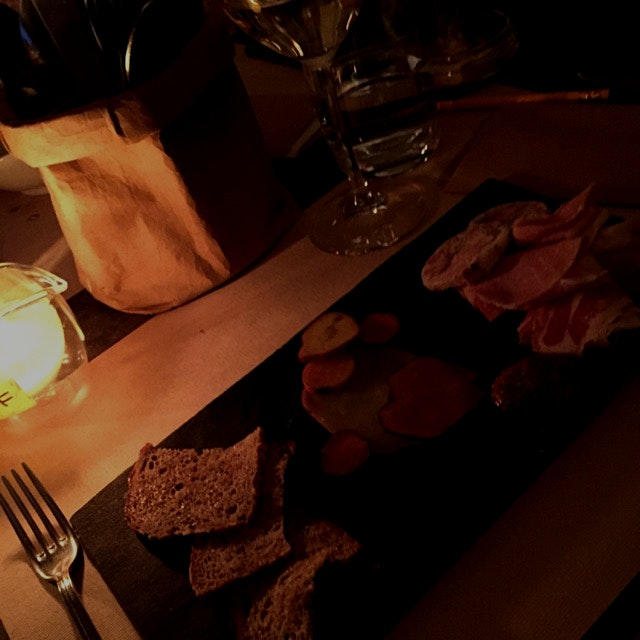 Charcuterie at WastED.