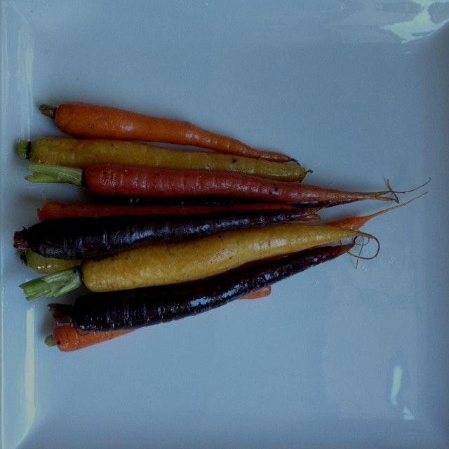 Just carrots!