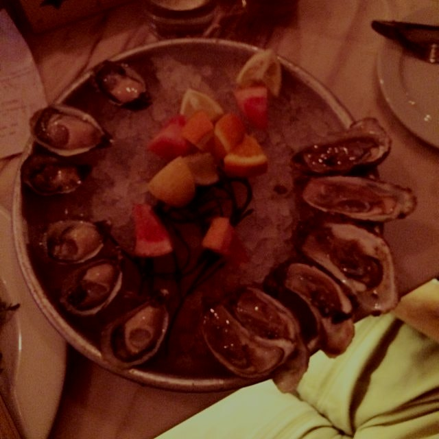 $ Oyster Happy Hour @ Crave Fish Bar