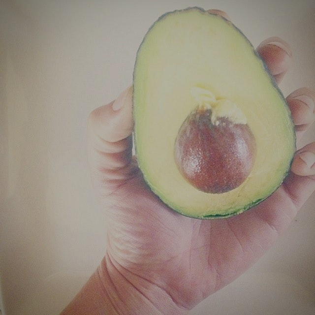 Incredible edible Avocado.
