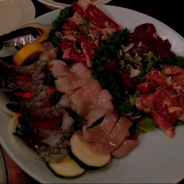 """Tasted like meat."" - Josh at Shabu Tatsu"