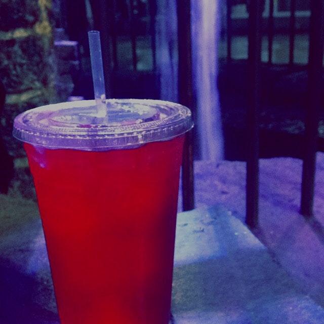Piña Colada Hibiscus Tea from Spices & Tease