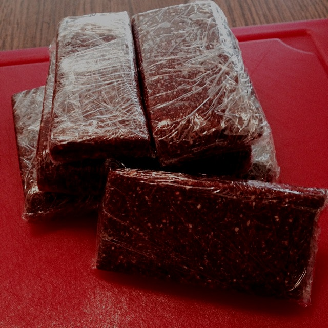 Paleo, gluten free energy bars! So simple, so delicious!