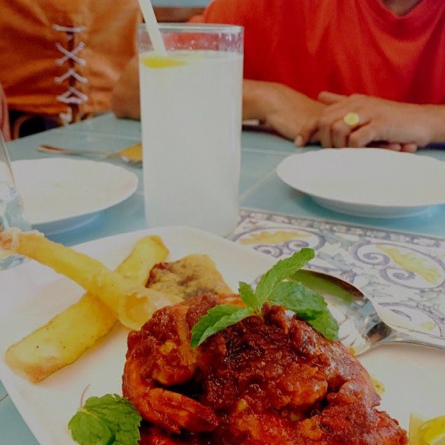 What I loved most about India was experiencing local, diverse and bold flavors. This #piripiri sh...