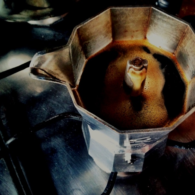 Dear Bialetti, I never knew I could enjoy making and drinking coffee so much. No milk. No sugar. ...
