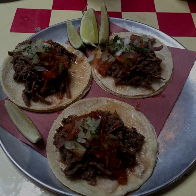 Barbacoa is a form of cooking meat that originated in the Caribbean with the Taíno people, from w...