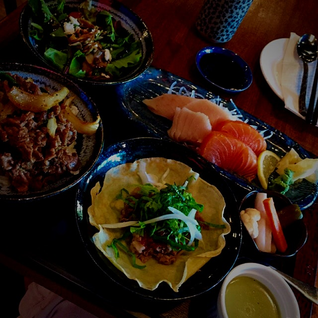 Fusion Korean food at Kosoo in Vancouver!!! First time and it won't be my last. I want to bring m...