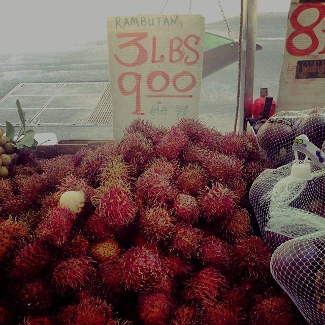 Rambutan #nycchinatown