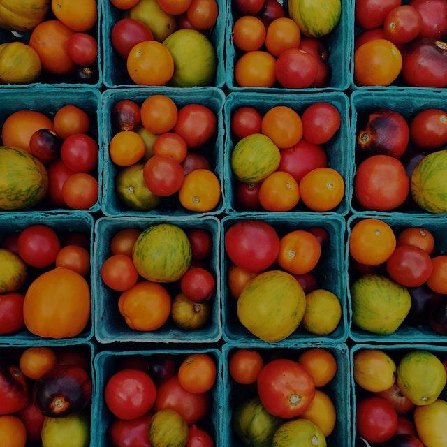 I wish tomato season never had to end!
