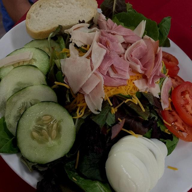 Amazing chef salad !!