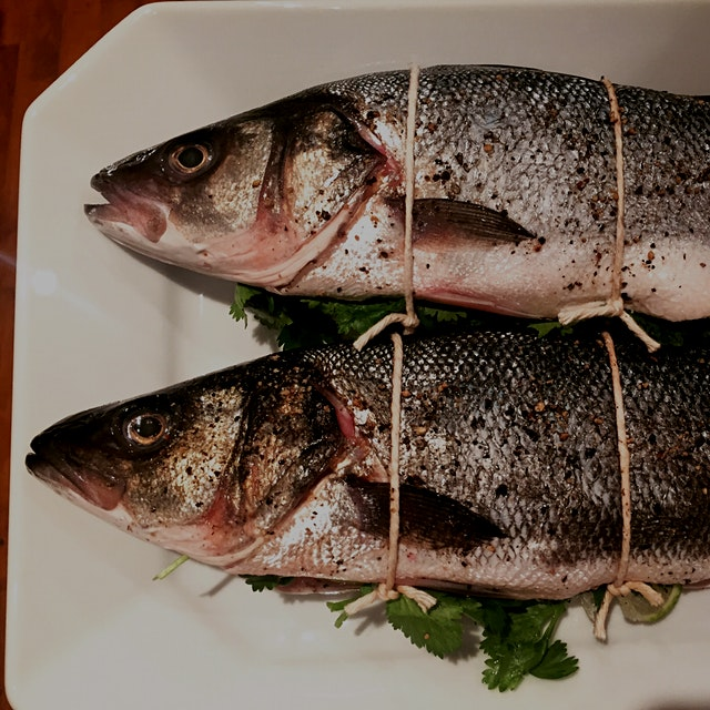 Don't be scared by whole fish! They cook quickly, stay moist, and don't fall apart as easily on t...