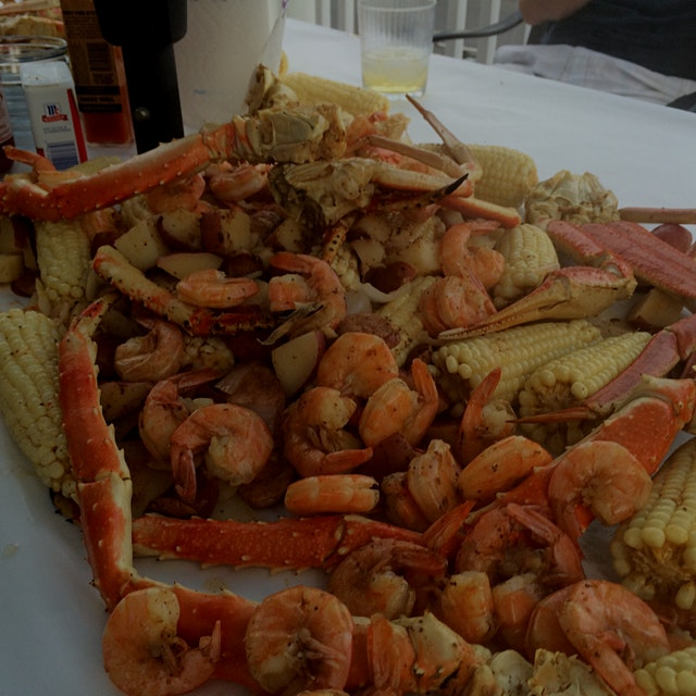 Frogmore Stew - I wish I liked seafood.
