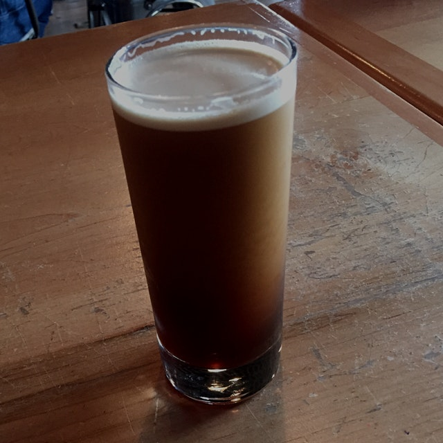 Nitro (carbonated cold brew = 🚀)