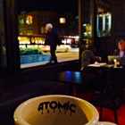 New locally sourced coffee joint in Downtown Royal Oak, MI... Atomic Coffee is a GREAT place to get my work done
