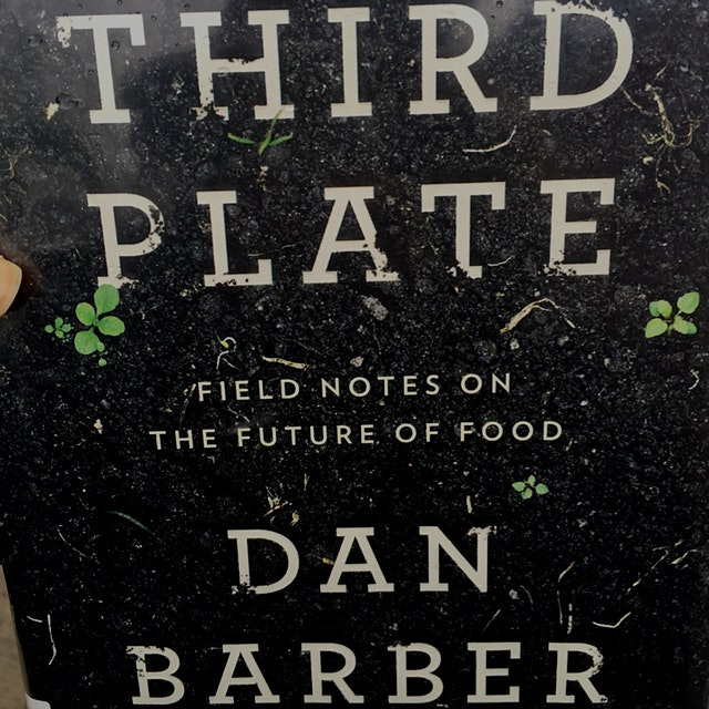 A highly recommended read if you are passionate about what you eat. Dan Barber has and is doing h...