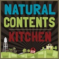 NaturalContentsKitchen